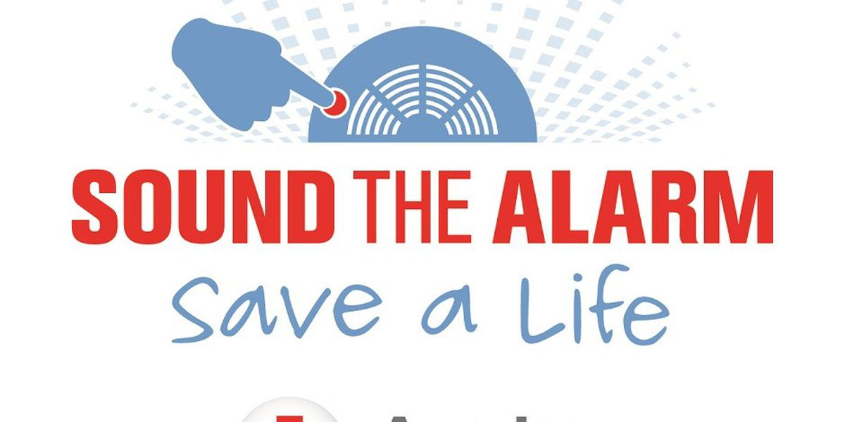 Red Cross installing smoke detectors for free with 'Sound the Alarm' campaign