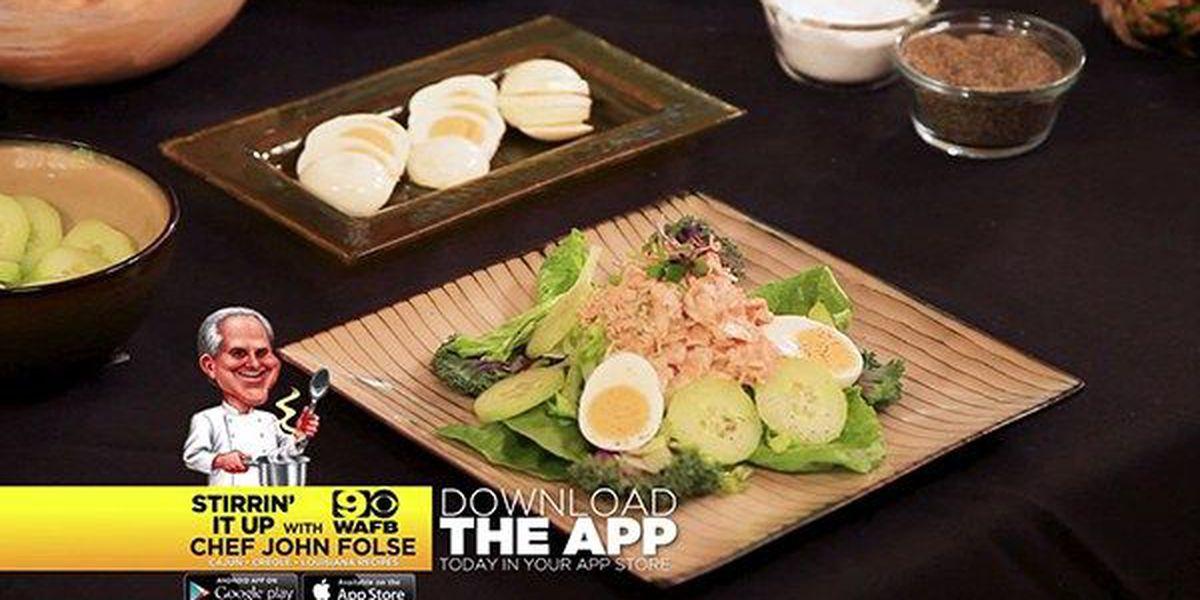 Crab Louis Salad