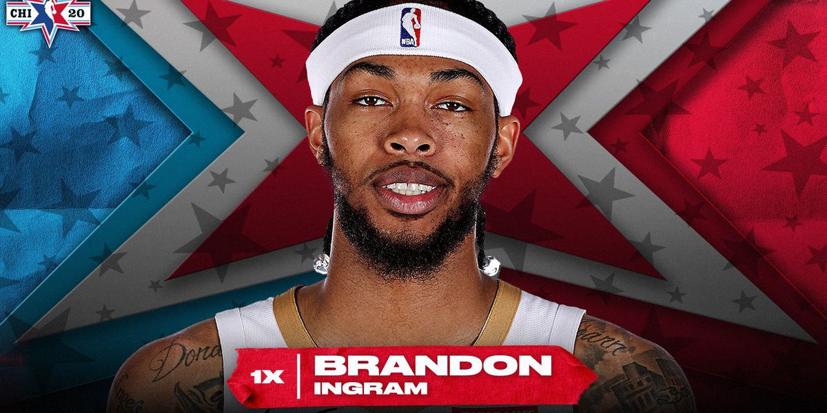 Pelicans' Brandon Ingram selected to appear in NBA All-Star Game