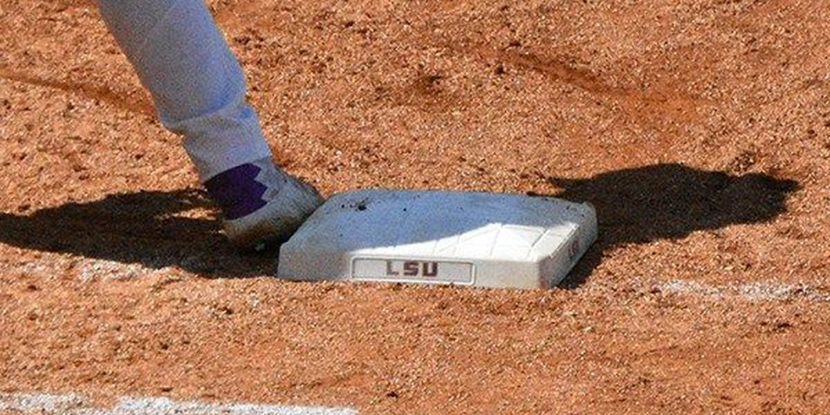 LSU baseball falls to Notre Dame in series finale