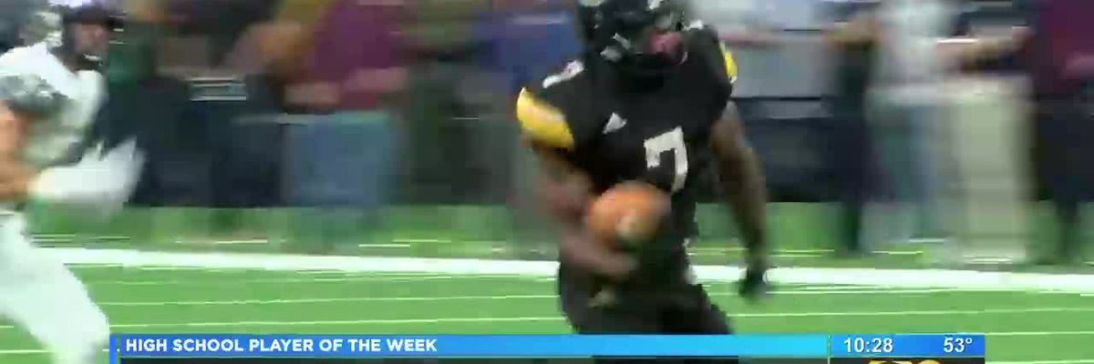 Sportsline Players of the Week: Mike Hollins and Amani Gilmore
