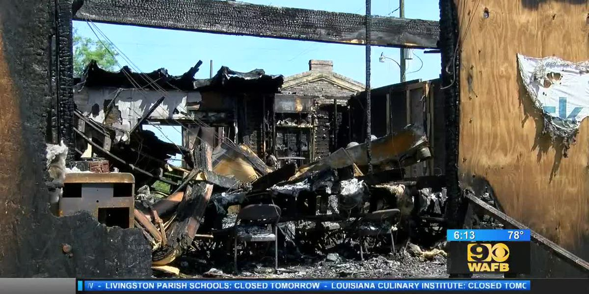 Donors contribute more than $1 million to La. blacks churches destroyed by arson