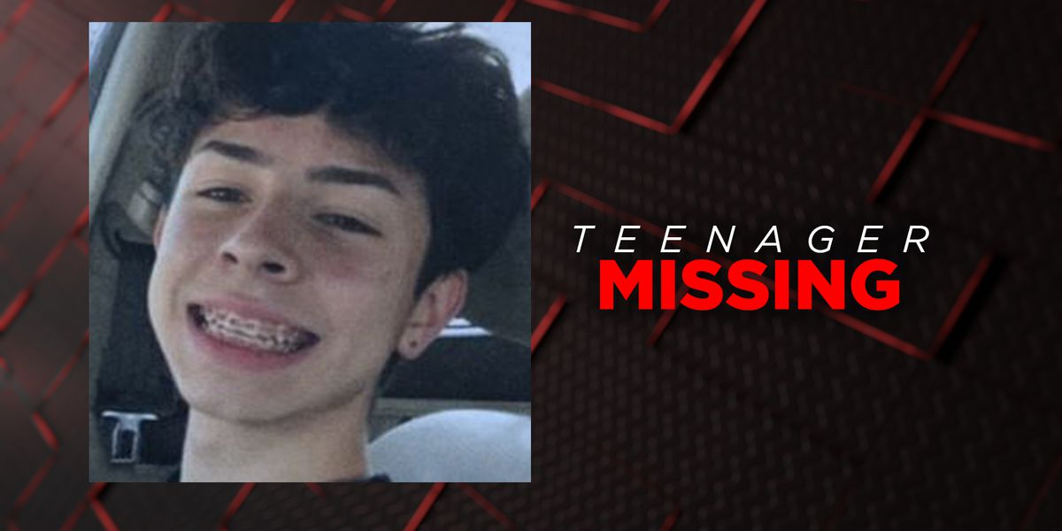 Authorities searching for missing teen last seen in Opelousas