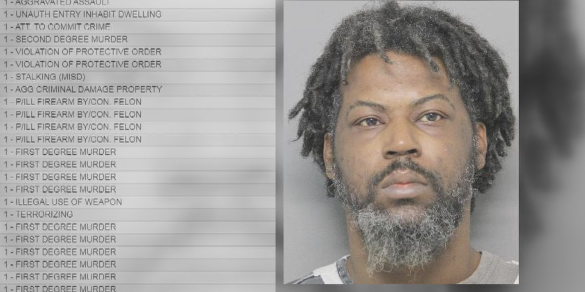 THE INVESTIGATORS: Man charged in deadly rampage has history dotted with streaks of violence