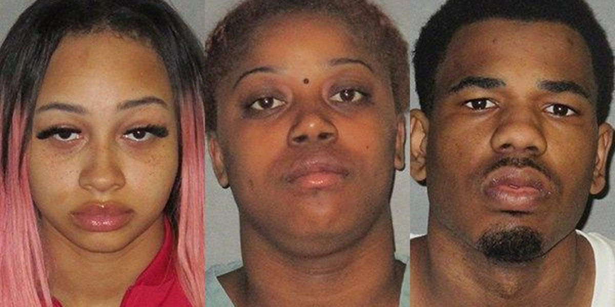 Prostitution sting results in 3 arrests