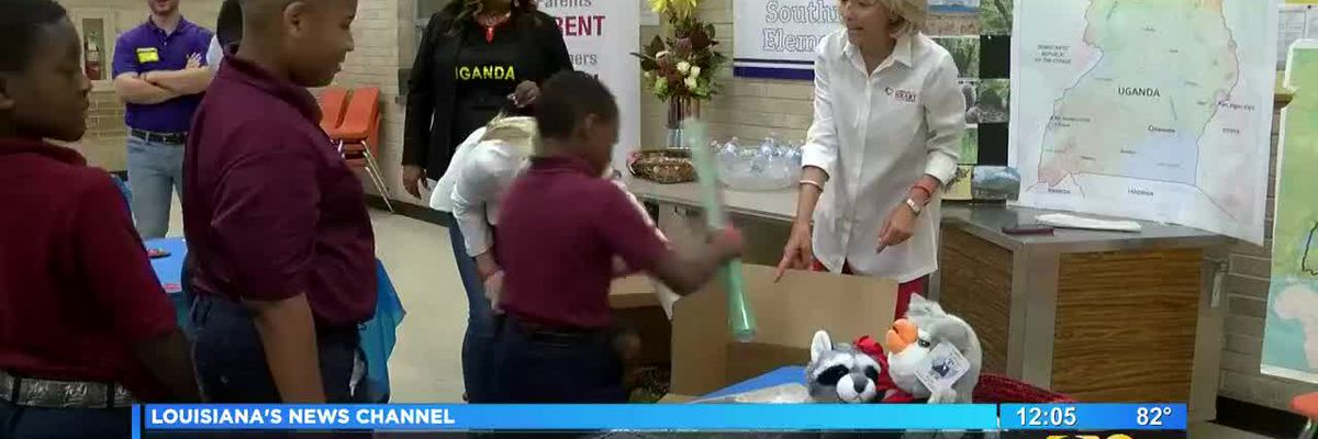 MANNERS OF THE HEART goes to Uganda school