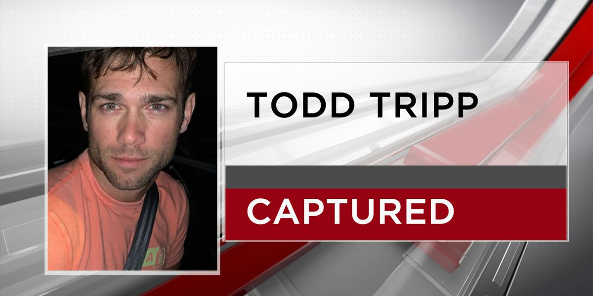 Fresh out of prison, former Ascension Parish deputy captured in South Carolina after being on the run for crimes against children
