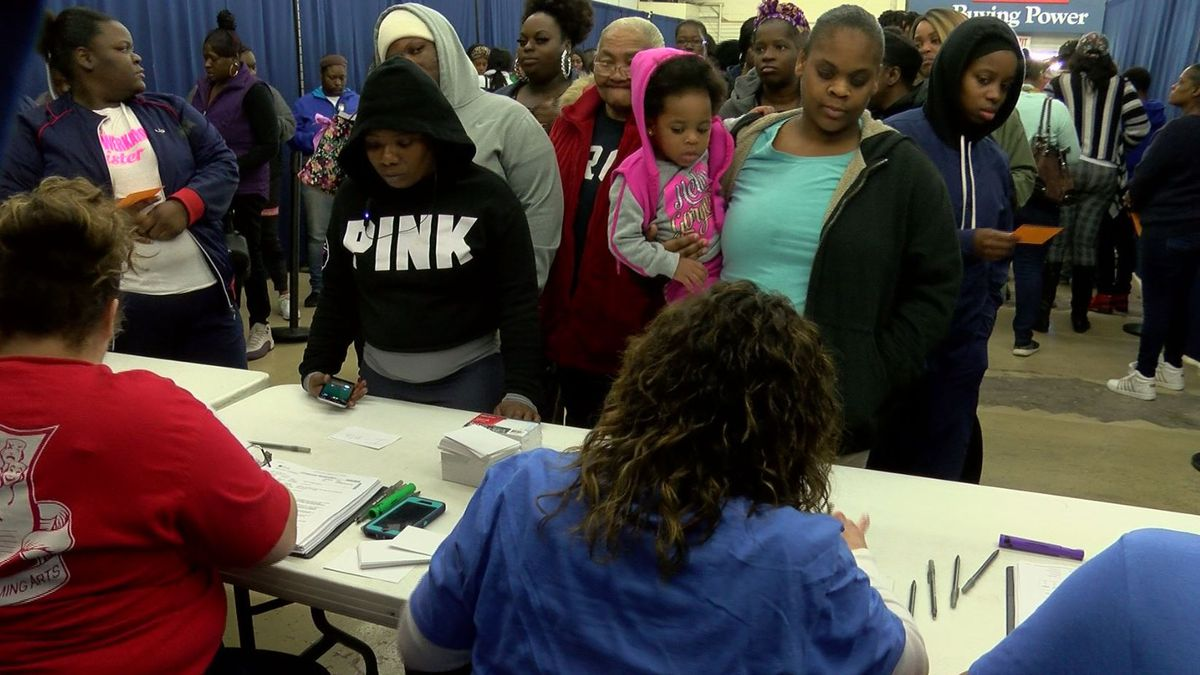 Families in need receive Christmas presents thanks to Angel Tree program