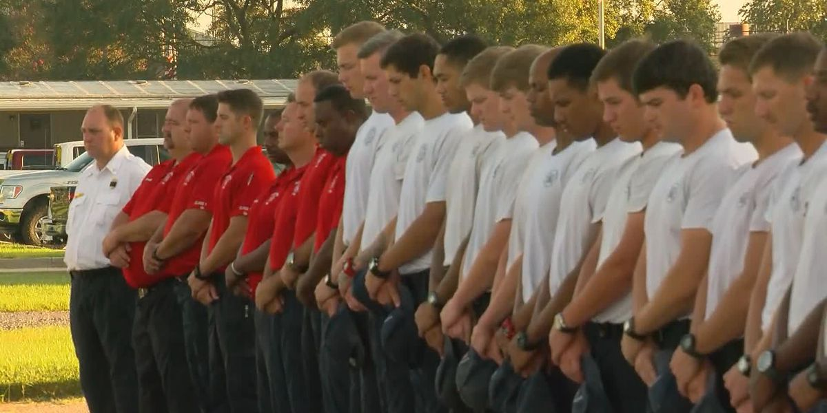 BRFD holds moment of silence for firefighters lost on 9/11