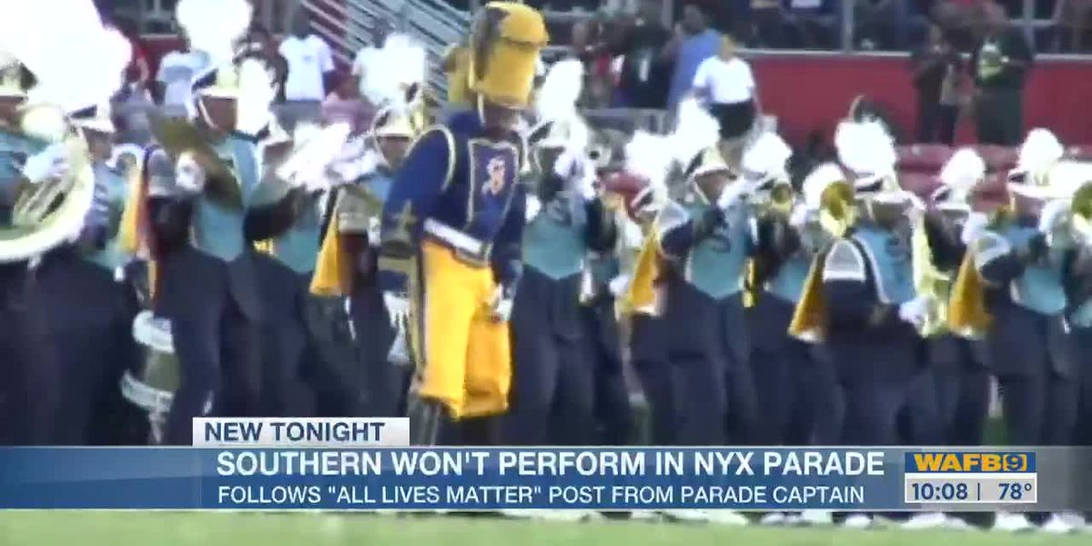 Human Jukebox says it will no longer perform in Nyx after captain makes 'All Lives Matter' post