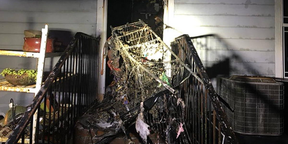 Family displaced days before Christmas after house fire