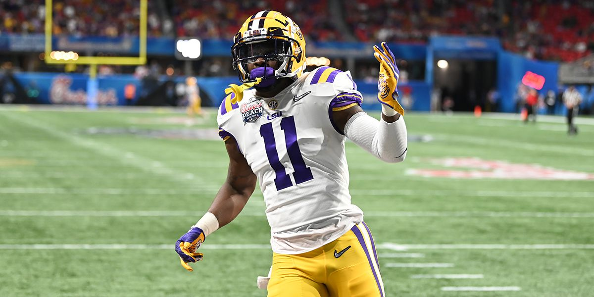 Former LSU safety Eric Monroe transferring to Texas Tech