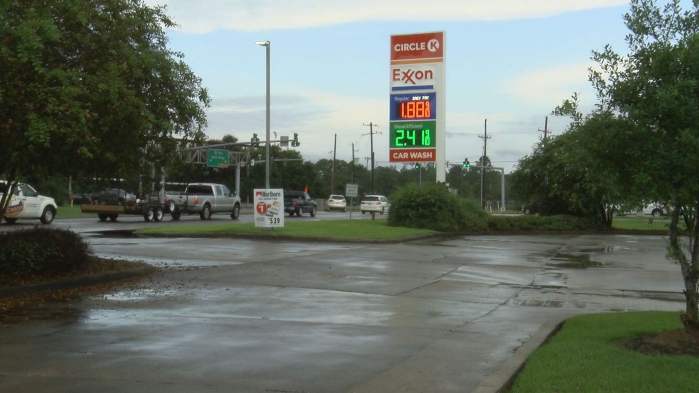 Circle K Gas Prices >> The Cheapest Place To Get Gas In The Country Is In Baton Rouge
