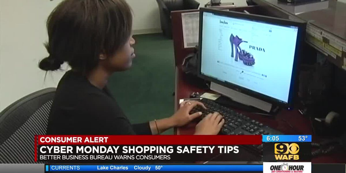 BBB offers Cyber Monday safe shopping tips - Part 1
