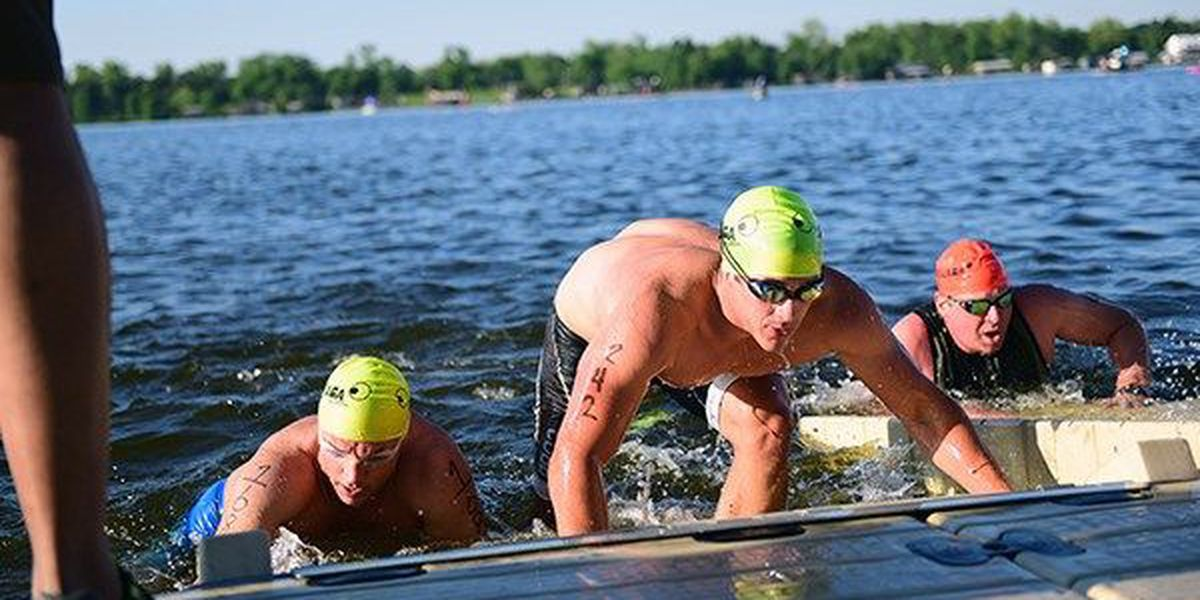 Louisiana Triathlon in downtown New Roads selected as State Championship race