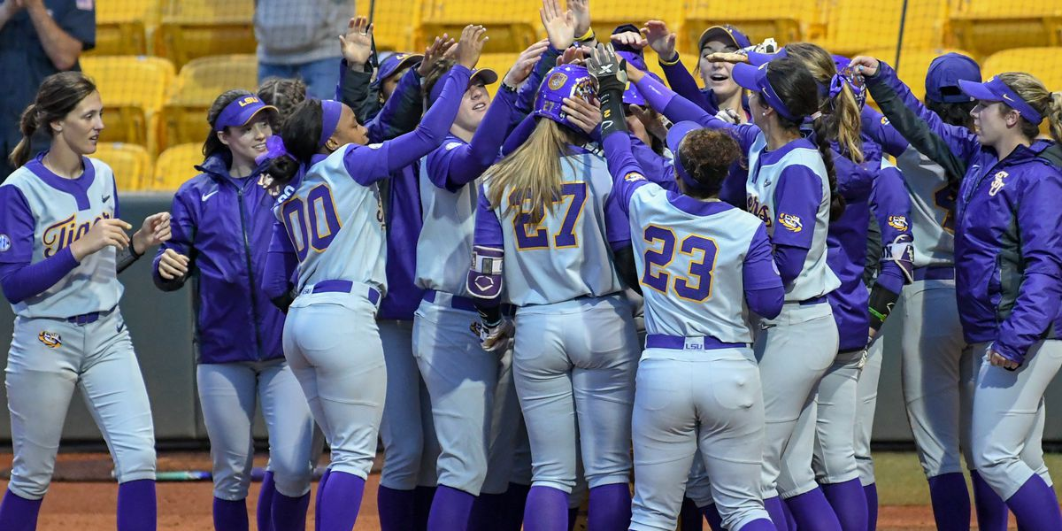 LSU softball set to host NCAA Regional
