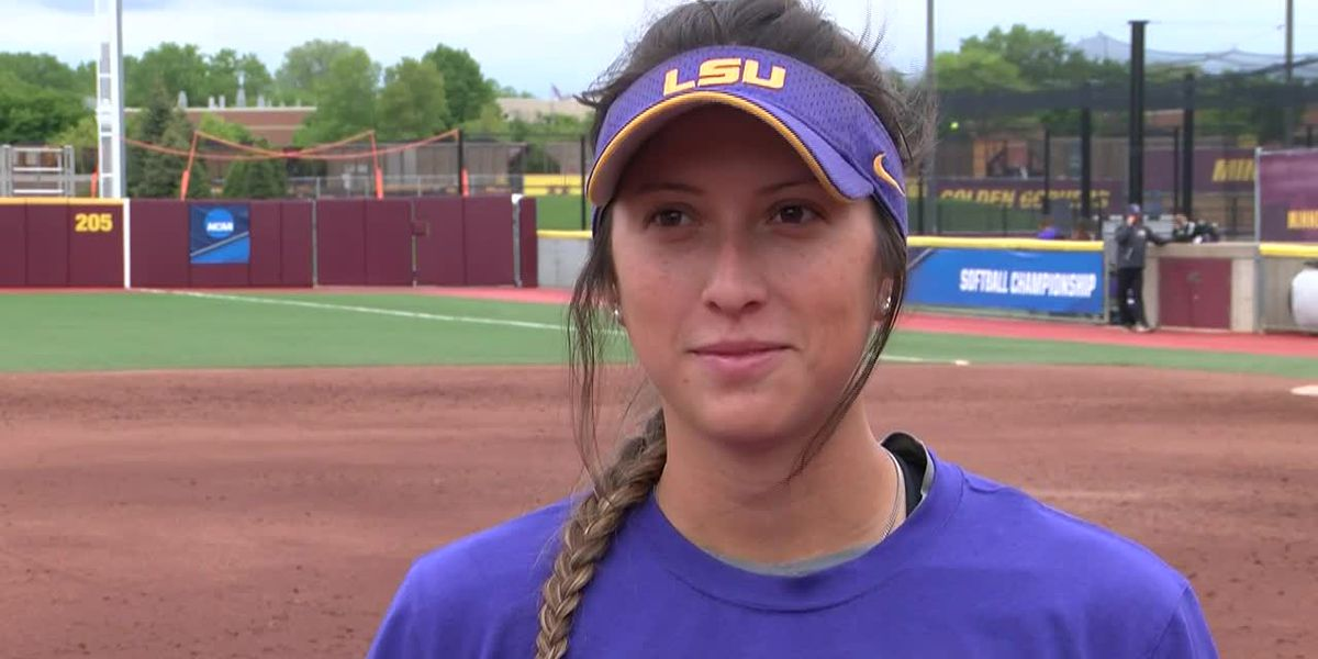 PREVIEW: Amber Serrett LSU Softball