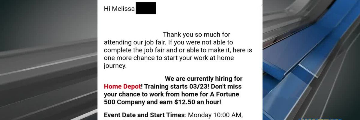BBB warns job seekers of potential scams