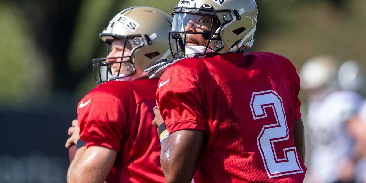 Sean Payton 'encouraged' by Saints quarterback room
