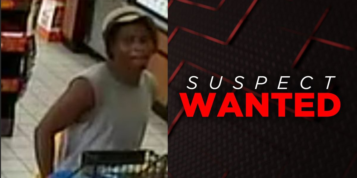 Police searching for man accused of robbing business on Government Street