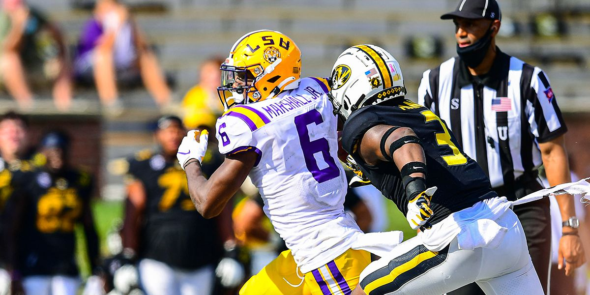LSU falls out of top 25 in both major college football polls