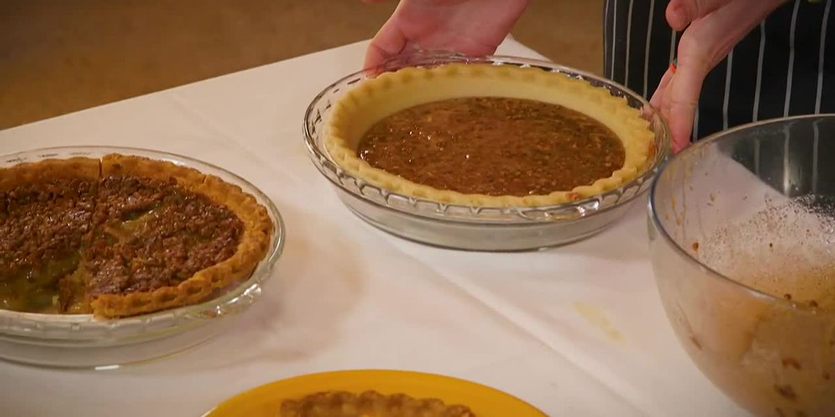 Stirrin' It Up: Honey Pecan Pie (Nov. 26, 2019)