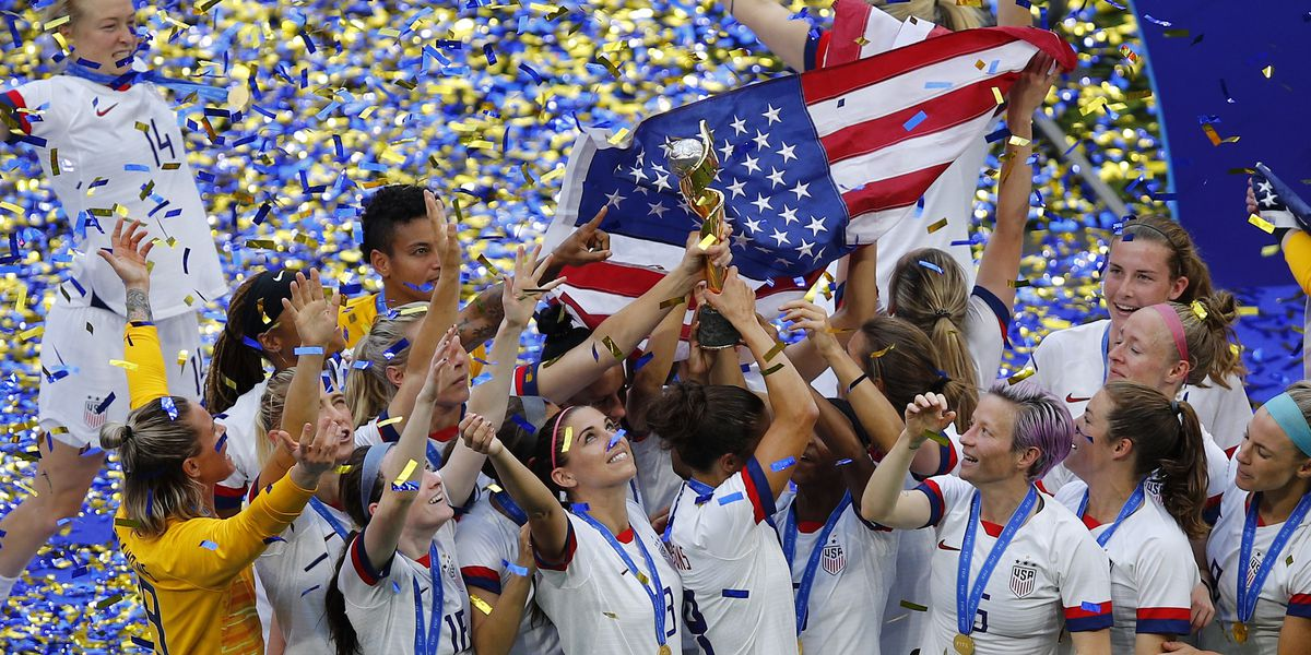 Secret deodorant to contribute $529,000 to help combat US women's soccer pay gap