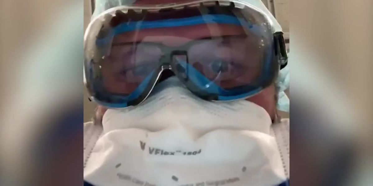 Mo. doctor begs Americans to wear masks, take other COVID-19 precautions