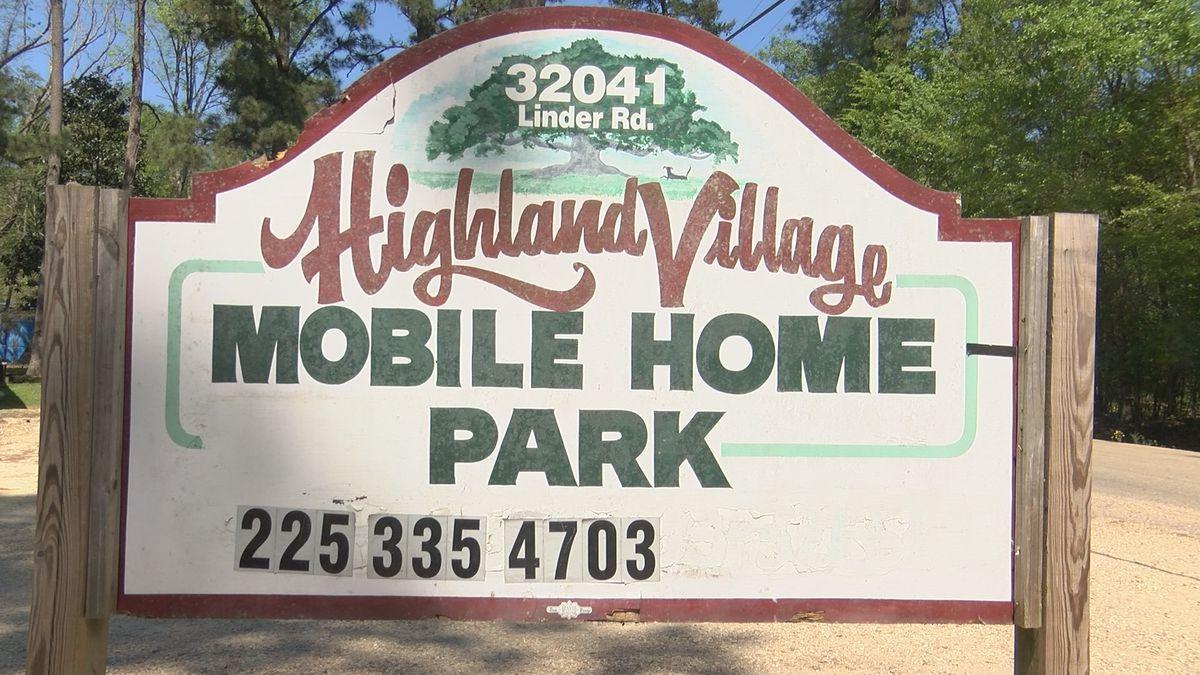 Denham Springs mobile home park the subject of second 9News Investigation