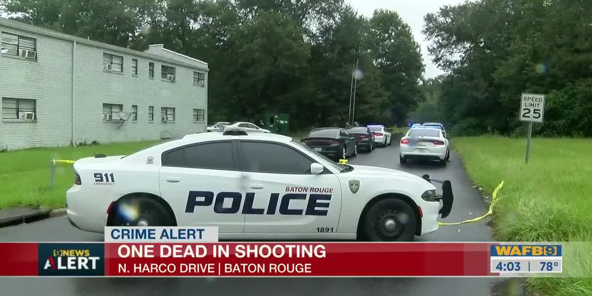 One person dead on N Harco Drive