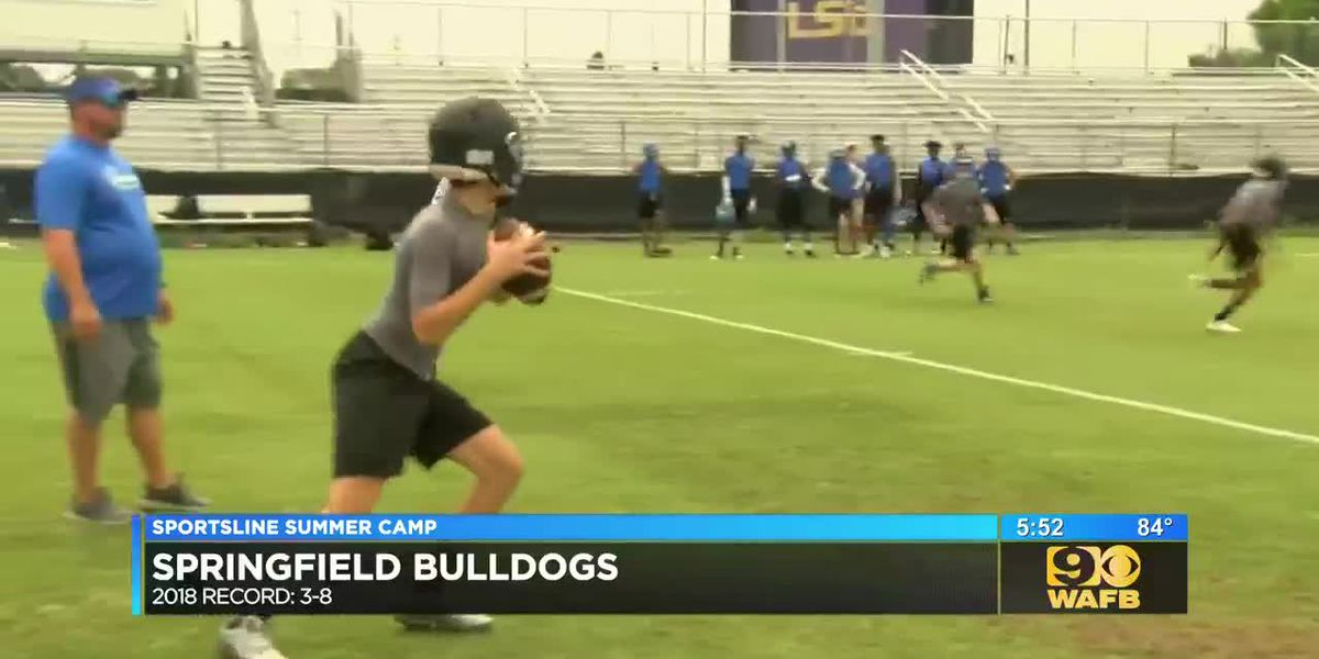 Sportsline Summer Camp: Springfield Bulldogs - Part 1