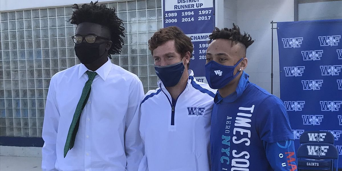 West Feliciana holds ceremony day before National Signing Day