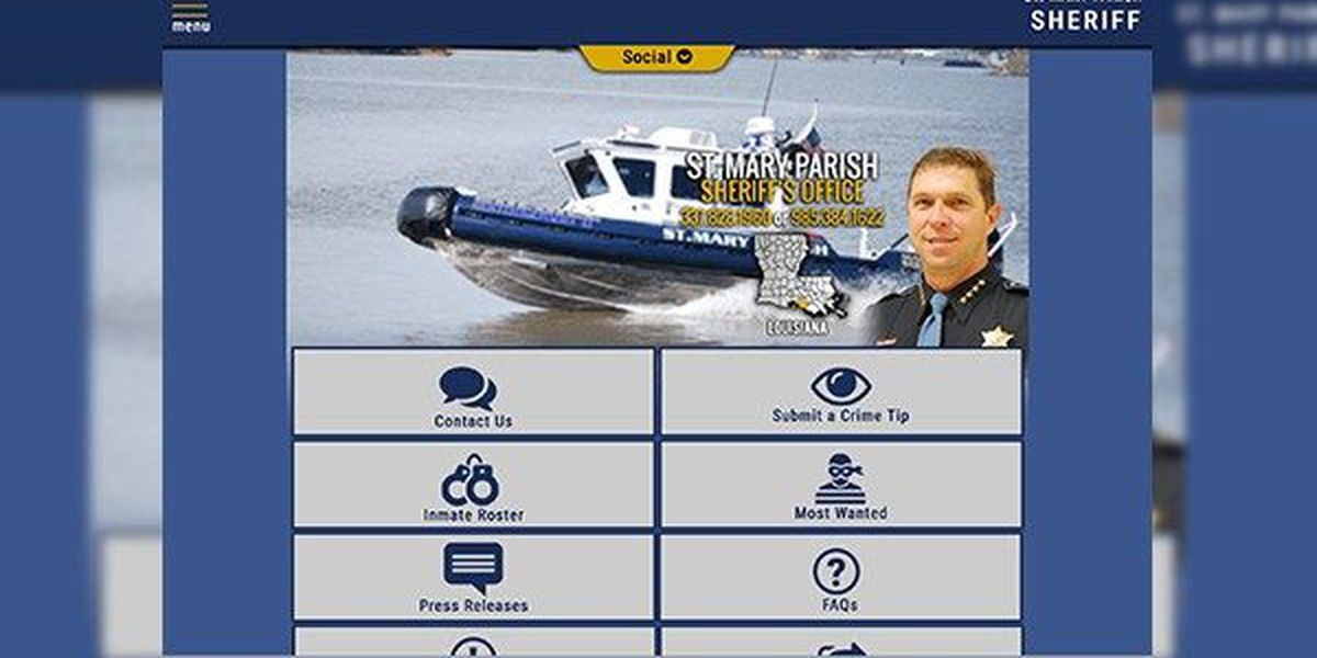 St. Mary Parish Sheriff's Office announces new app available for download