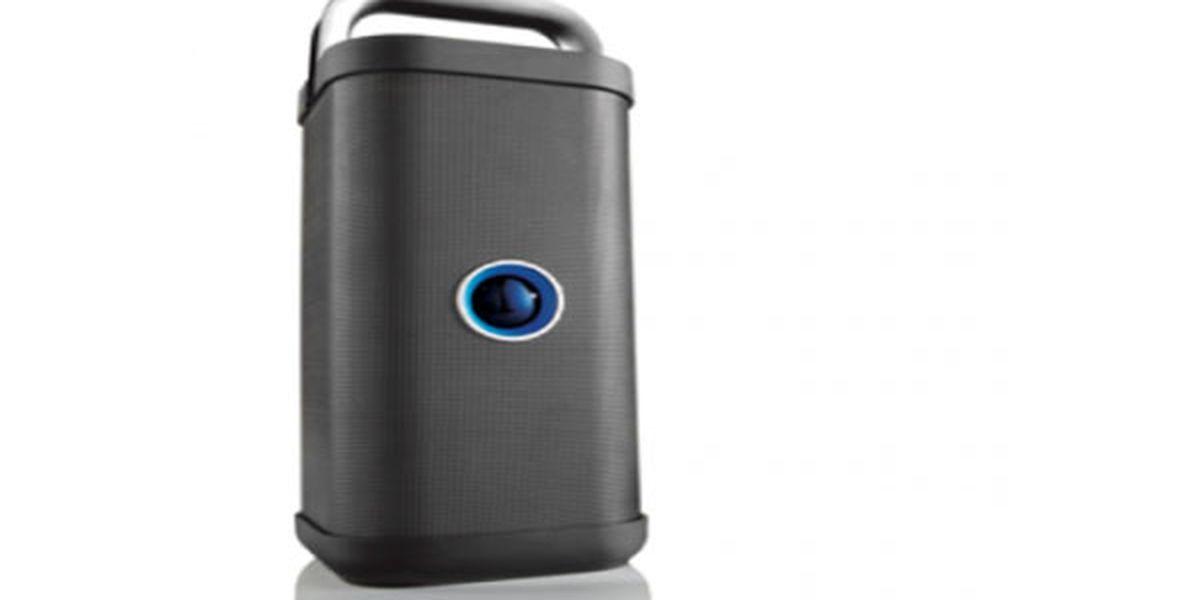 Recall: Brookstone wireless speakers can catch fire
