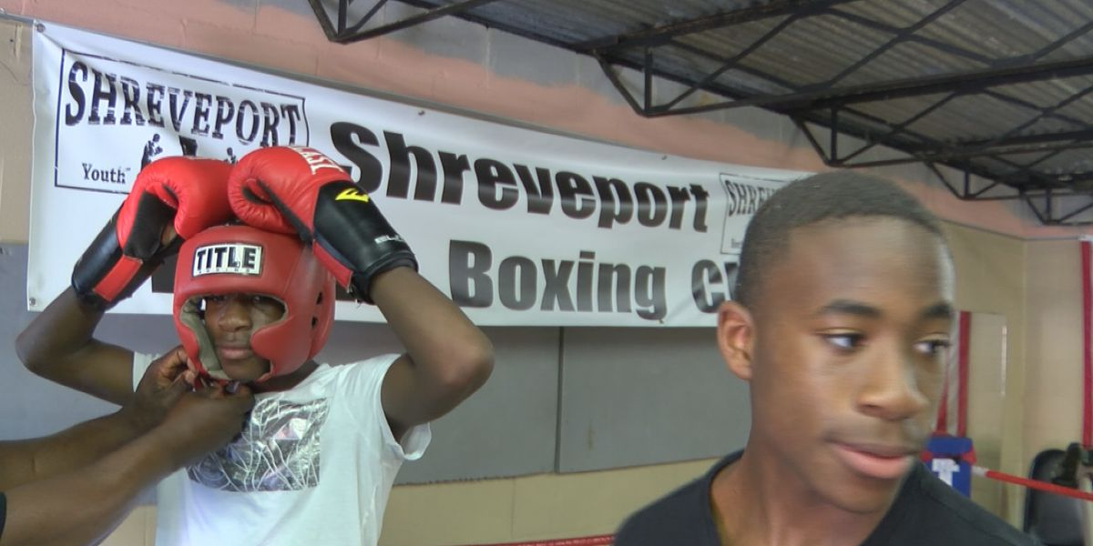 Shreveport youth boxers head to Boxing Junior Olympics