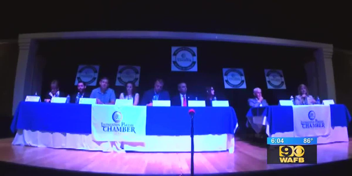 Livingston Parish candidates forum