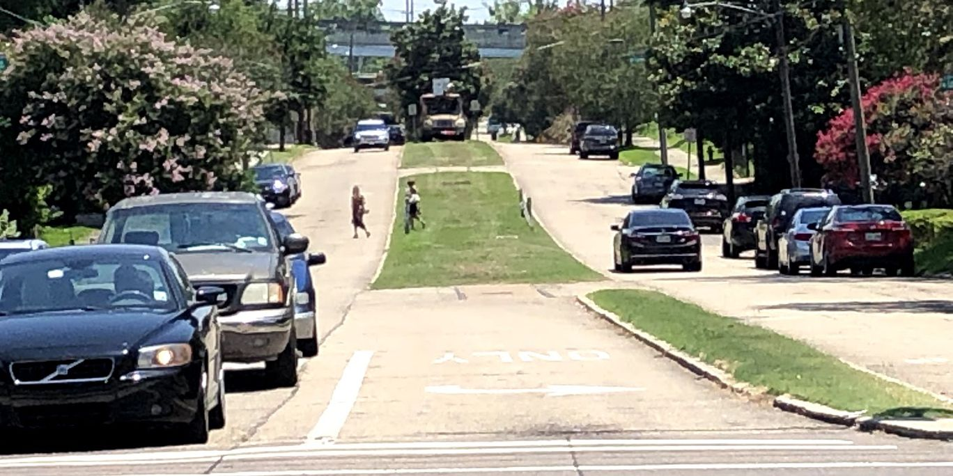 Downtown Greenway moves into phase 2 of construction