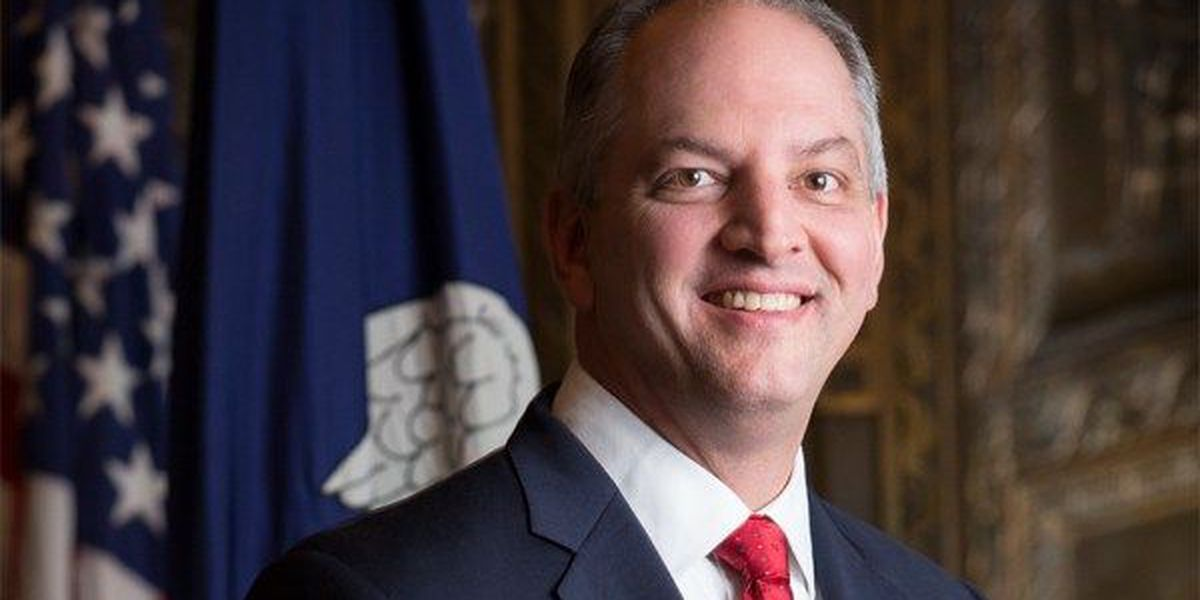 Gov. Edwards releases statement about early release of inmates