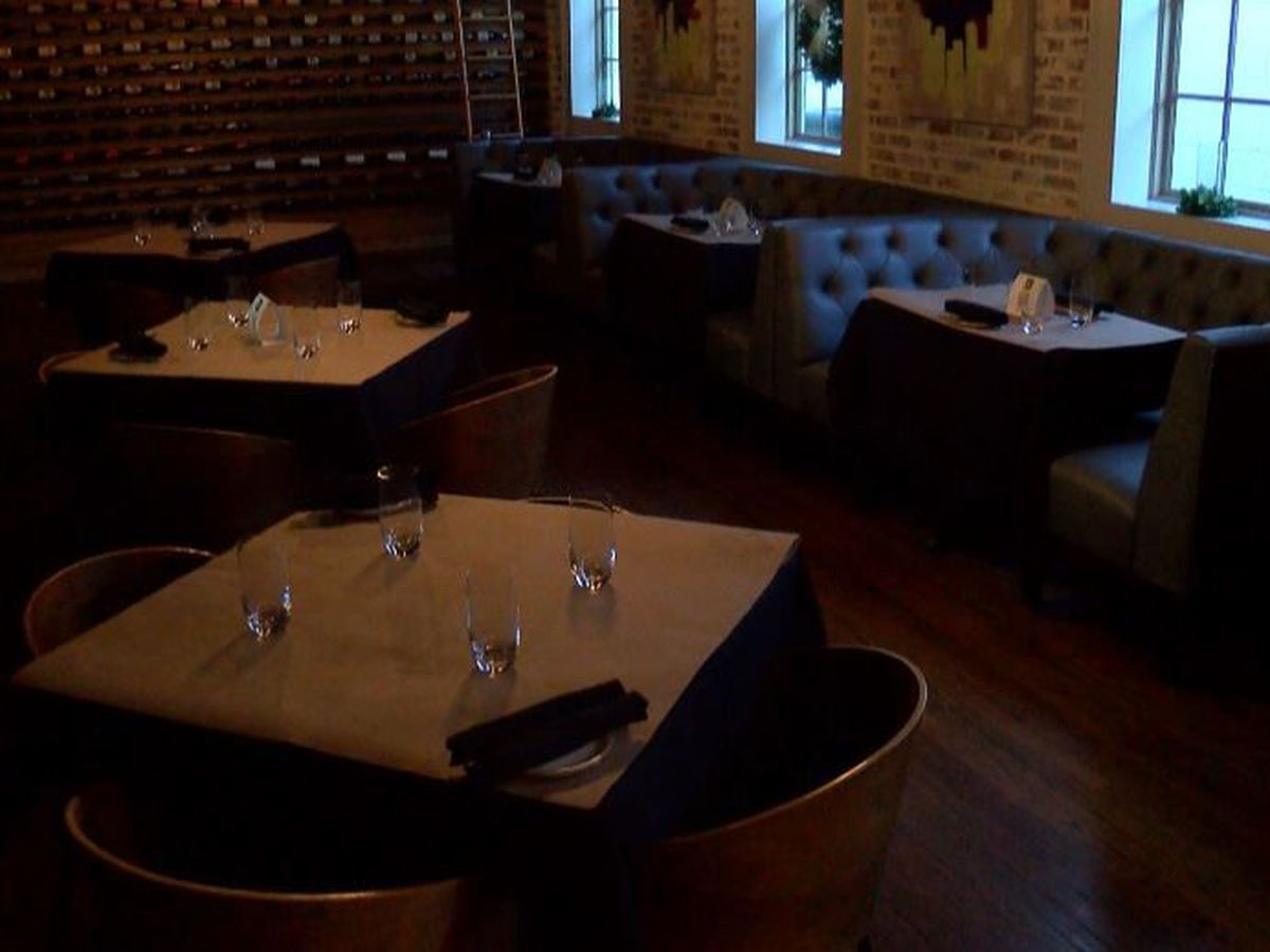 Louisiana restaurants still struggling to bring in customers amid coronavirus pandemic