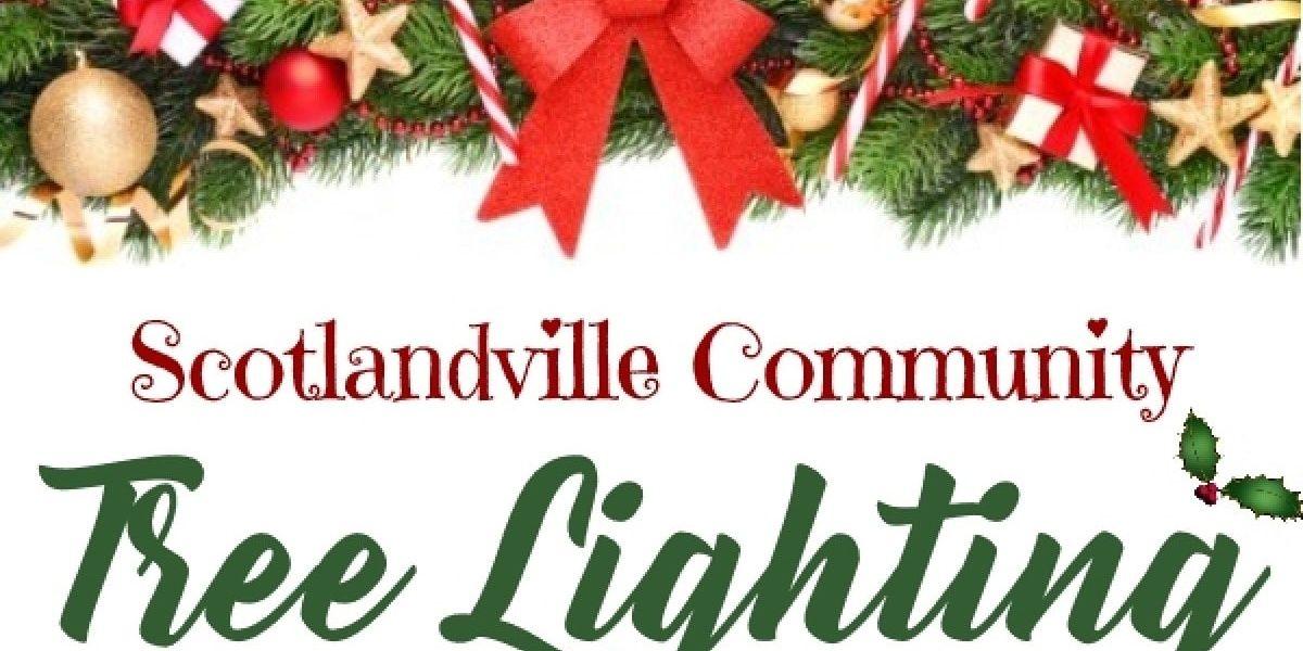 Scotlandville Community to host Christmas tree lighting event
