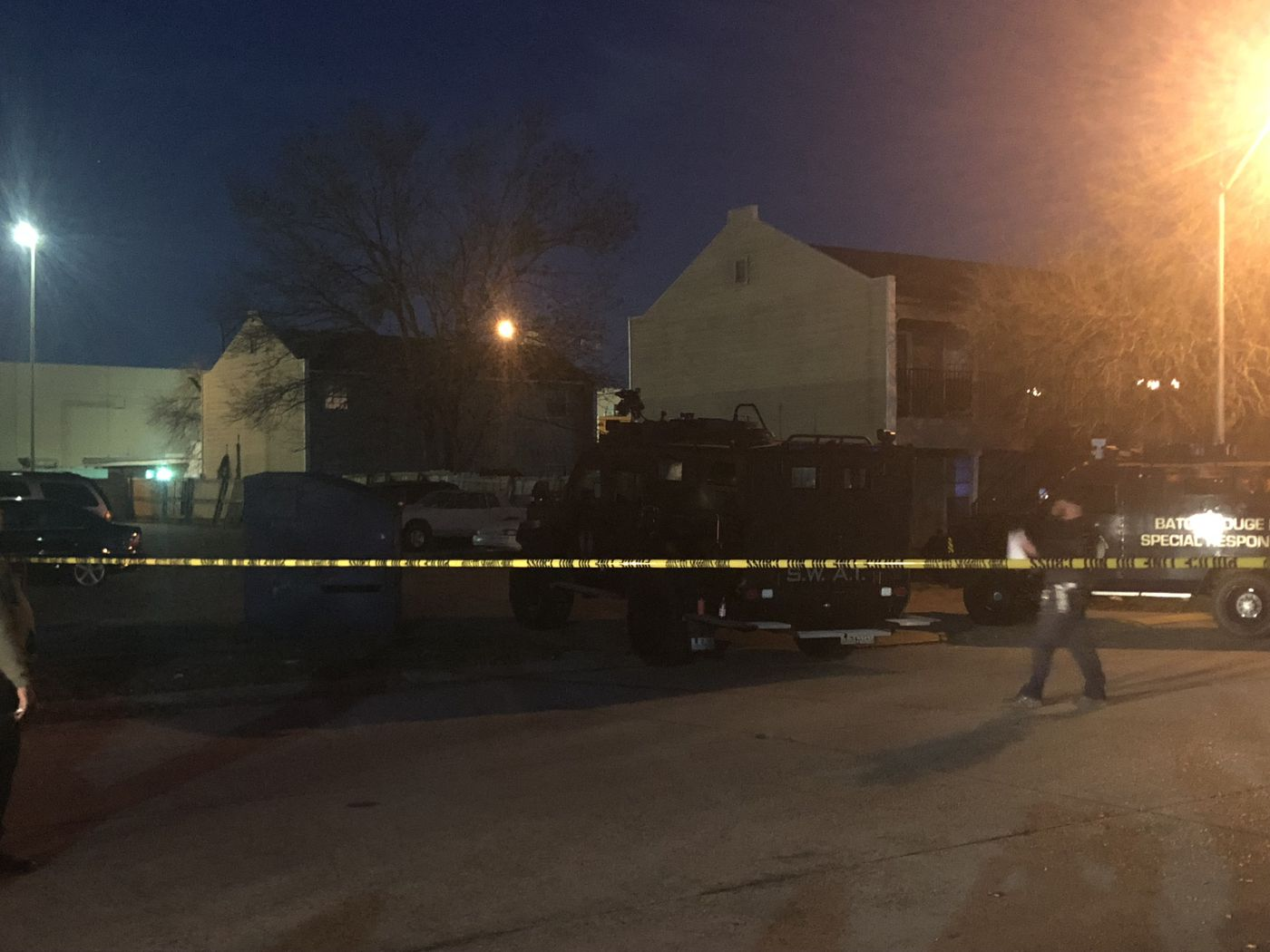 Suspect In Custody After Standoff Situation On Monet Drive