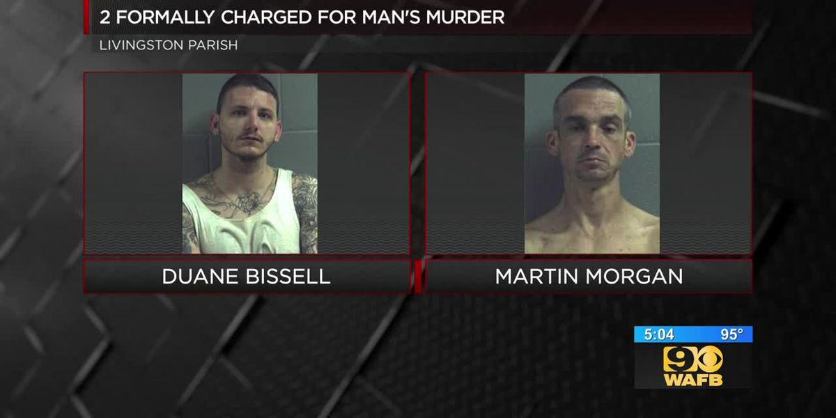 2 formally indicted for man's murder