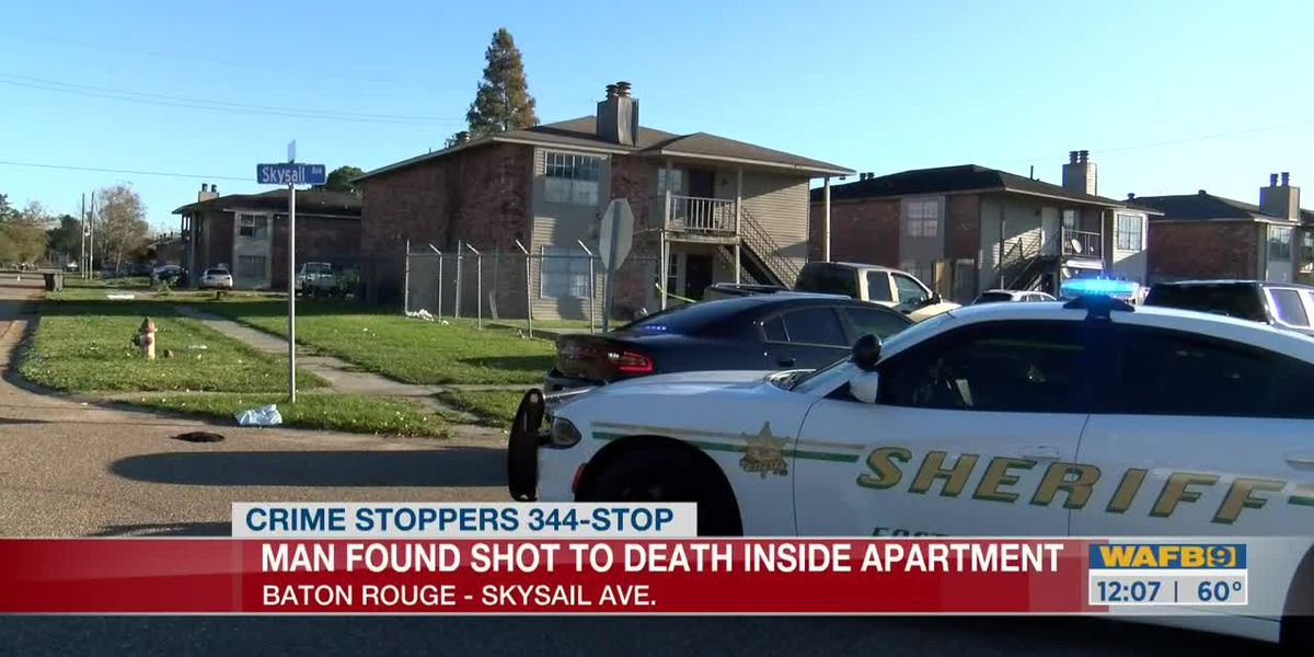 Man shot to death inside Skysail Avenue apartment