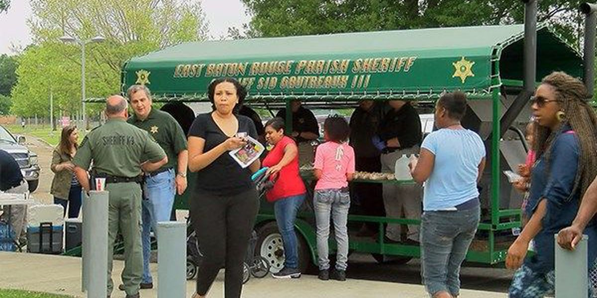 Community picnic seeks to curb violence in Baton Rouge area