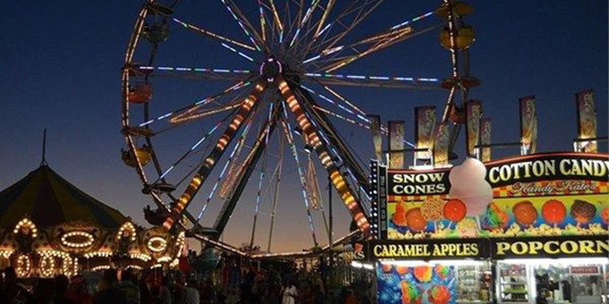 Greater Baton Rouge State Fair will not open today due to impending weather