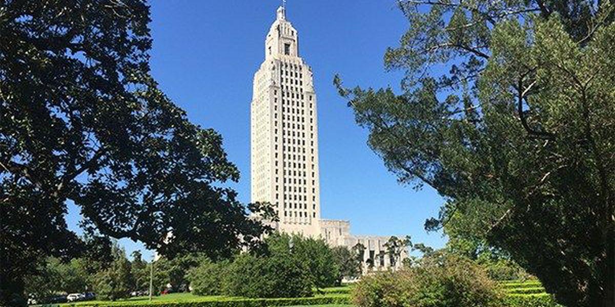 Louisiana Legislative Preview for the week of April 25