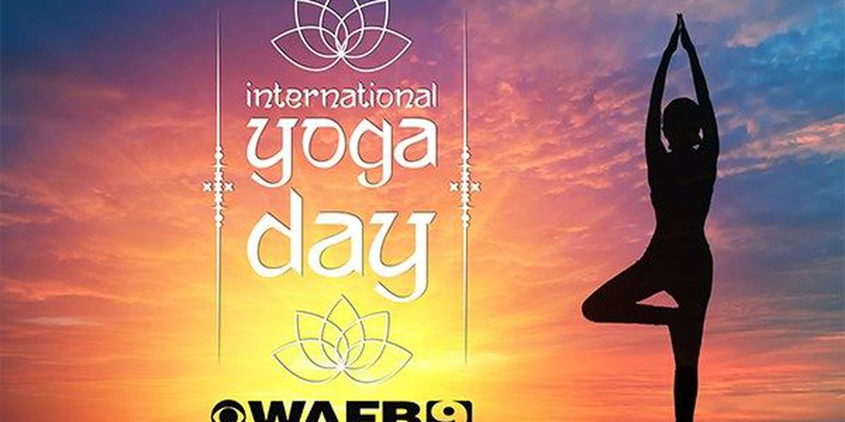 Free yoga classes for International Day of Yoga