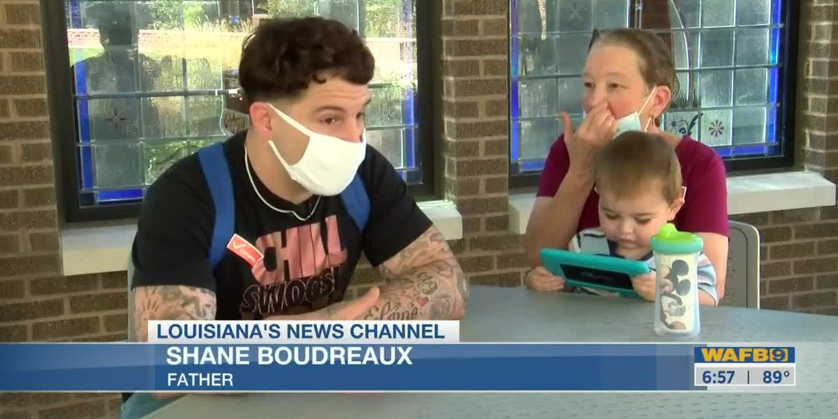 Hogs for the Cause helps Baton Rouge family with child battling brain cancer