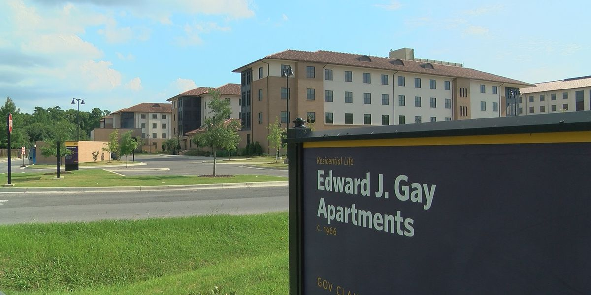 Southern University and LSU prepare students for move-in day