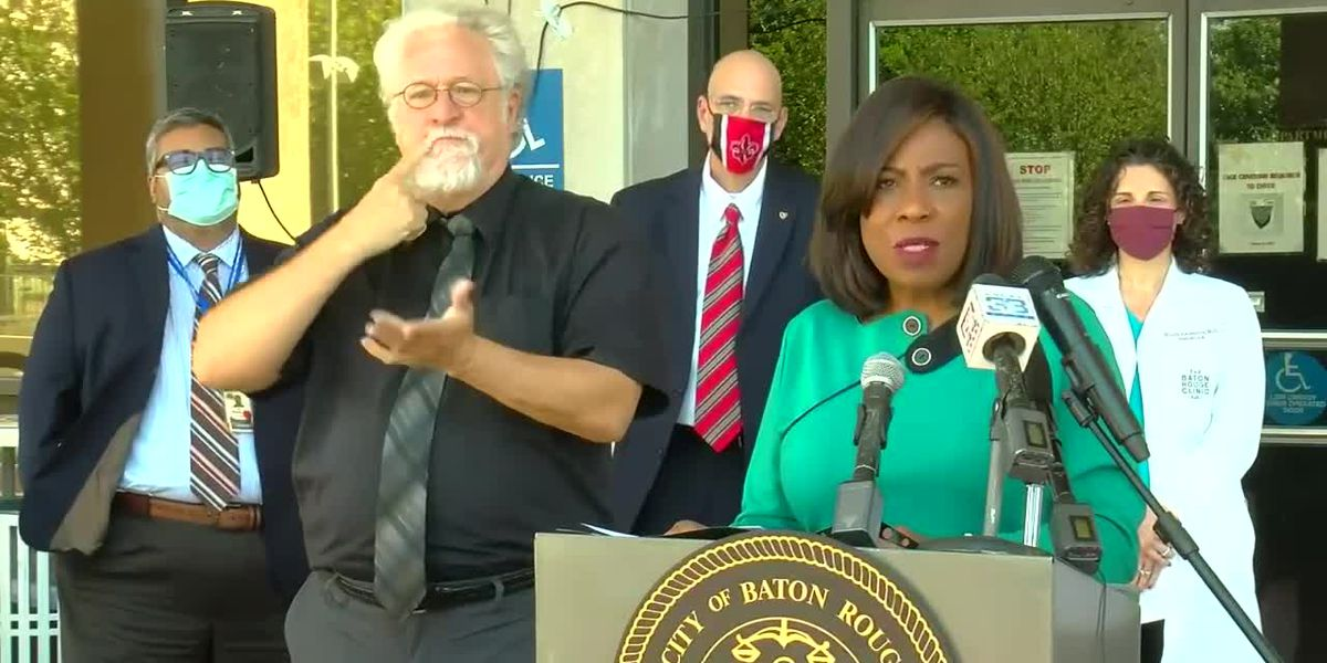 Mayor Broome Announces Community Led Plan to Address the HIV Epidemic